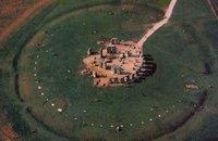 Une ballade dans l'espace et le Stonehenge Allemand