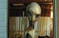 La rencontre...extraterrestre
