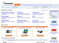 I.MALAYA compare les prix