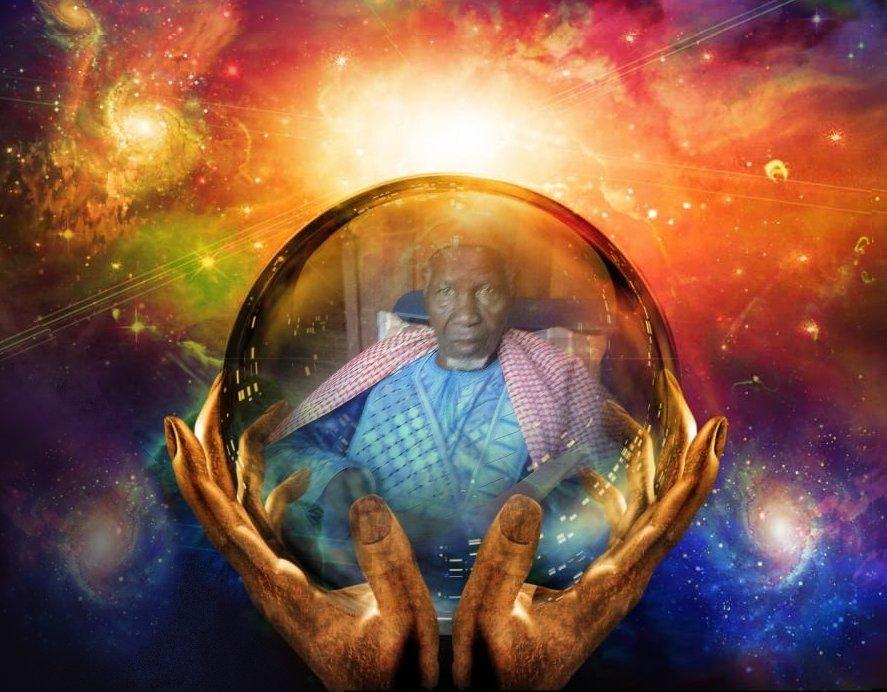 Haira Diaby grand marabout voyance medium africain Guyane