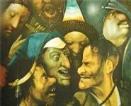 Bosch- Portraits grimaçants