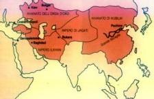 L'empire de Gengis Khan