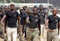 Milices en Cote d'Ivoire