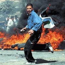 Gaza et la Cisjordanie en feu