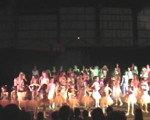 Saint-Mitre danse