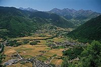 Cérémonie en mémoire de l'accident du Valais