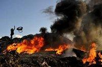 Une ukrainienne brûlée vive