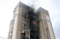 Europe: l'incendie de Moscou
