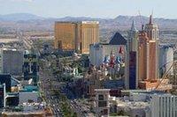 L'enterprise à Las Vegas