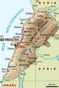 La menace de la Syrie