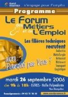 Istres: Forum Métiers Emploi
