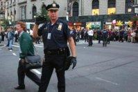 La police tue un homme à New York