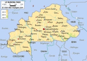 Afrique: 50 morts dans une série d'attaques au Burkina Faso