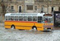 Malta news: emergency road network