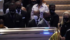 Les funérailles de George Floyd