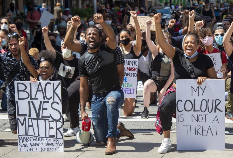 USA Temoignage d'un racisme policier avéré
