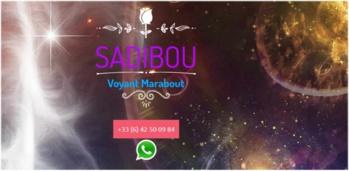 Maître Sadibou, Spécialiste retour de l'Amour, Retour affectif Guérisseur Medium Voyant Tours