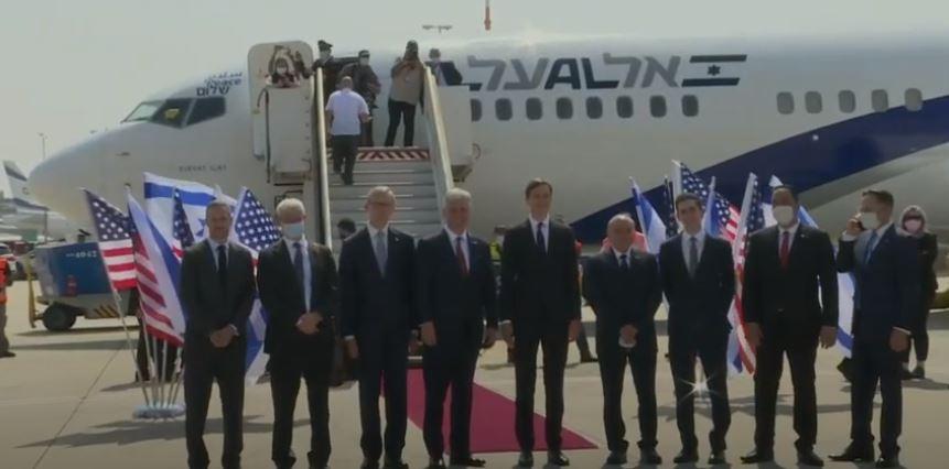 Après l'accord historique: premier vol direct entre Israël et les Émirats