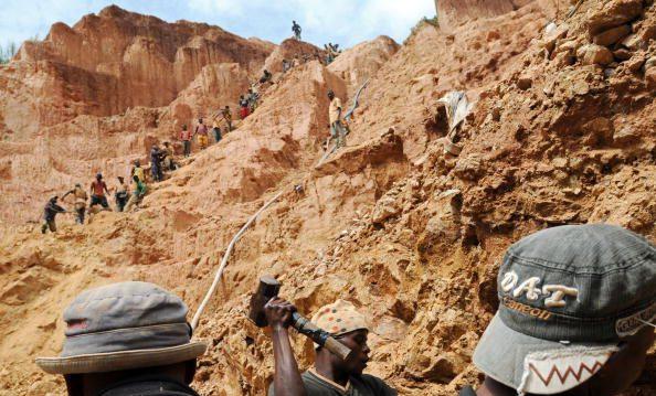 RDC : une cinquantaine de personnes, mortes dans de puits artisanaux d'extraction d'or