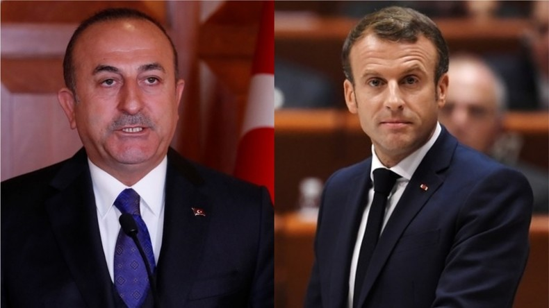 Le Chef de l'Etat turc attaque Emmanuel Macron