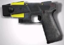 Le pistolet électrique