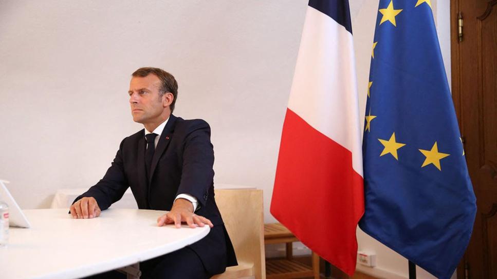 Emmanuel Macron refuse le déconfinement