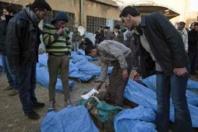 Un raid israélien visait un centre de recherches, selon la Syrie