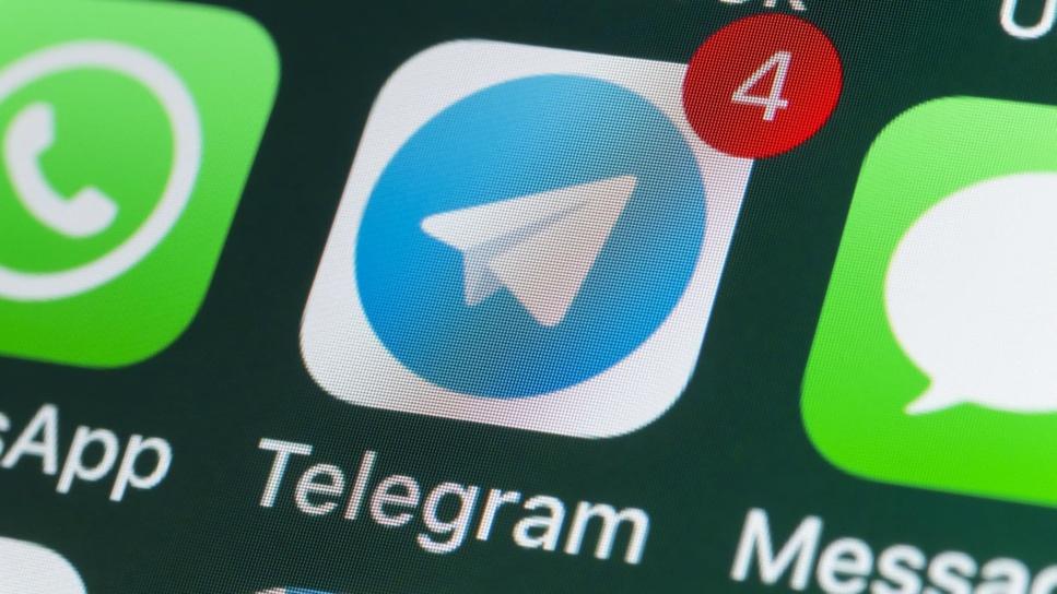 USA : le réseau social Telegram, menacé de bannissement