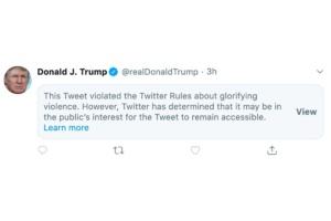 Trump demande aux américains de tweeter des insultes en son nom, selon le rapport