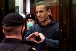 L'UE va sanctionner les Russes responsables de la détention d'Alexei Navalny