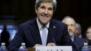 Kerry à Bruxelles pour des discussions sur le changement climatique