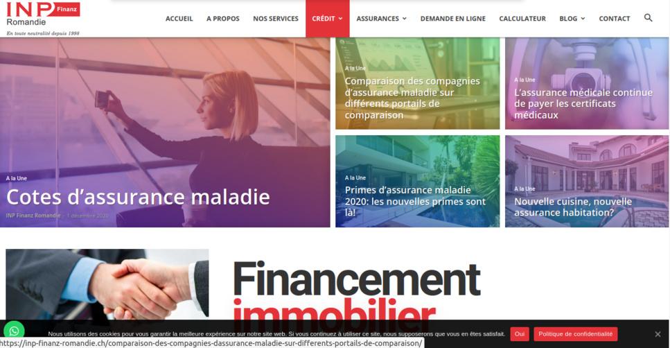 Prêt hypothécaire en Suisse