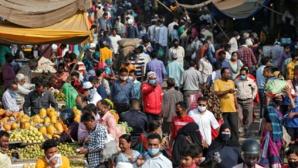 Coronavirus en Inde : Le nombre de cas quotidiens dépasse pour la première fois les 100 000