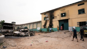 1 800 personnes s'échappent d'une prison au Nigeria