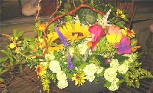 Fleuriste en Provence