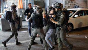 Jérusalem sous tension après des affrontements entre Israéliens et Palestiniens