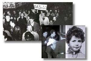 Metro Charonne 8 fevrier 1962