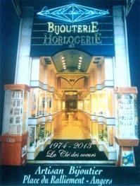 Bijouterie Les Clés du Cœur Angers