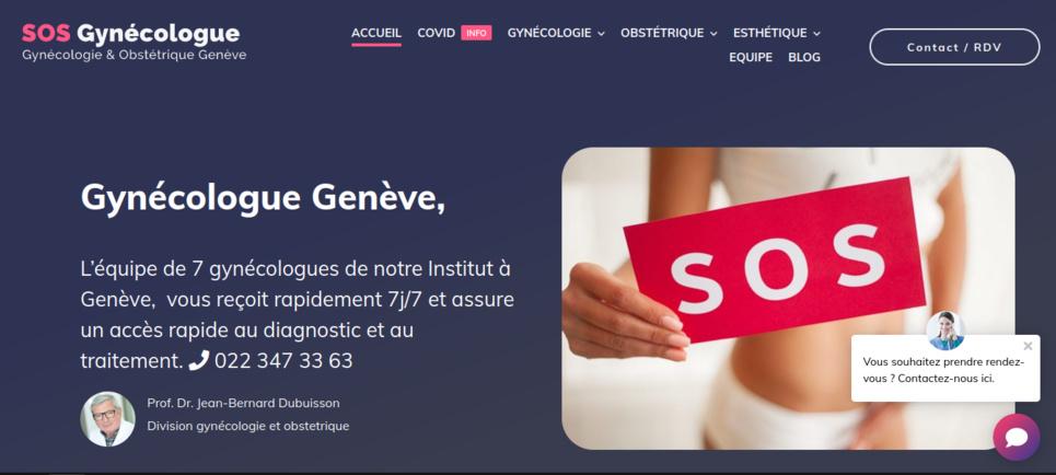 Gynécologie en Suisse