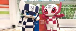Les mascottes olympiques ne gagnent pas de médailles