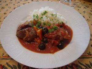 Cuisine traditionelle de Provence, daubes et bouillabaisses