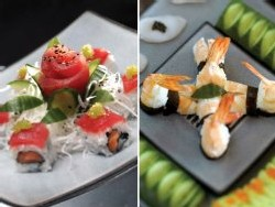 Sushis et Sashimis