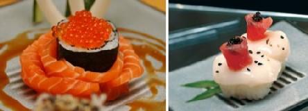 Avignon 'ORIGAMI NOUVEAU': Sushi et Sashimi pour concept