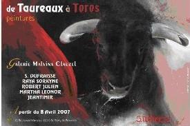 Exposition d'art contemporain en Provence