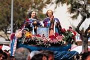 Saintes Maries de la Mer: la Camargue accueille les Gitans