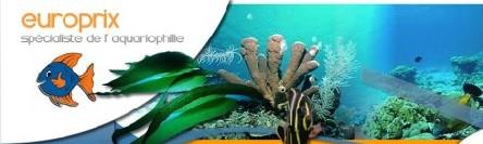 Lens (62) : Aquariophilie chez Europrix  en France et en Europe