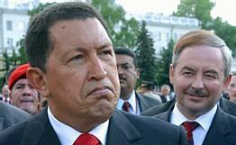 Tournée russo-biélorusse pour Hugo Chavez