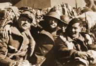 La commémoration du D-day et le soldat aux 4 cartouches