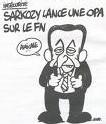 Cécilia Sarkozy rend la carte et garde le tablier