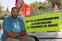 Deuxième jour de grève de la faim d'Abdelkader Kehiha
